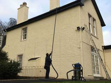 Gutter Cleaning Edinburgh