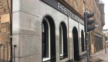 Pretty Woman Shop Edinburgh